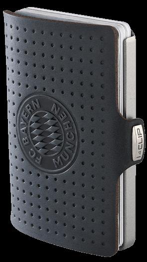 i clip original robutense silver emblem black