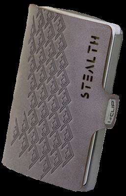 i-clip heritage titanium dark stealth urban grey