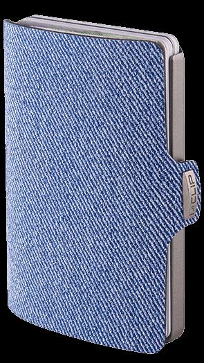 i clip original robutense silver denim blue