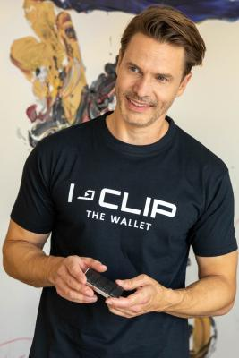 I-CLIP Fan T-Shirt MEN