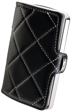 i-clip heritage titanium polished rs-sleek black/white